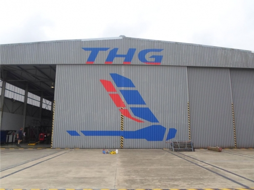 Hangar Branding